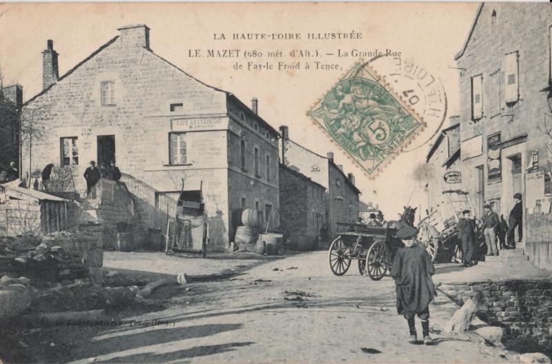 Mazet st Voy  1907